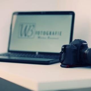 Notebook zur Fotoauswahl
